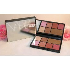 NARS Narsissist # 8322 Cheek Studio Palette Powder Blush Bronzer Highlighter