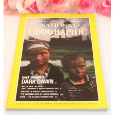 National Geographic Magazine June 1991 Volume 179 No.6 Europe Colorado Carroll