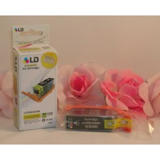 LD Printer Ink Black LD-PGI220BK For Canon Pixma Printers / Chip Sealed iP3600+