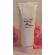 Shiseido White Lucent Brightening Cleansing Foam 2.8 oz / 75 ml