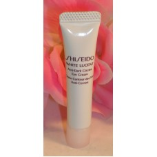 Shiseido White Lucent Anti - Dark Circles Eye Cream .17 oz 5 ml Brightening