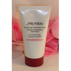 Shiseido Clarifying Cleansing Foam 1.8 fl oz 50 ml All Skin Types
