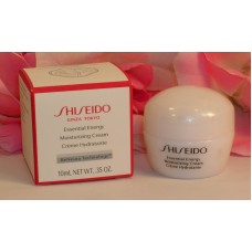 Shiseido Essential Energy Moisturizing Cream .35 oz 10 ml Travel Sample Size