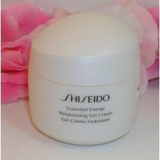Shiseido Essential Energy Moisturizing Gel Cream 1.7 oz / 50 ml Full Size