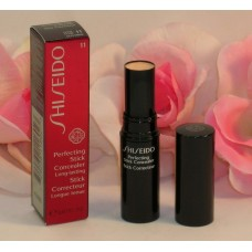 Shiseido Perfecting Stick Concealer Light Clair #11 .17oz / 5g Long Lasting
