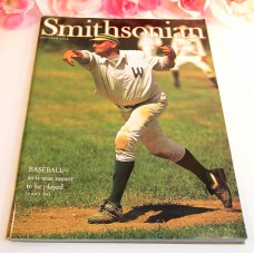 Smithsonian Magazine October 1998 Baseball Van Gogh Termites Pottery Incense Rd