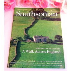 Smithsonian Magazine September 2003 Africa's Lakes Camp David Mark Twain England
