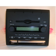 OEM Toyota Tacoma AM/ FM Radio Single CD Disc Player Sterio Receiver Unit 2005