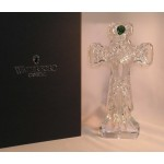 Waterford Crystal Spirituality Kells Standing Crosss Christmas Easter Communion